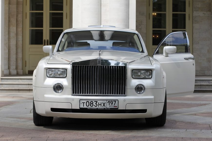 The World's Most Famous Limos