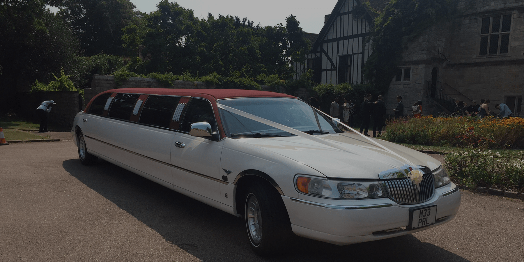 limo hire petts wood