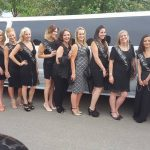 Hen night limo hire